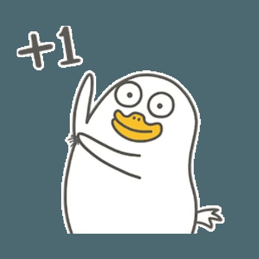 小劉鴨3 - Sticker 5