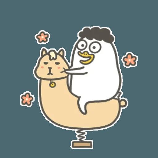 小劉鴨3 - Sticker 26
