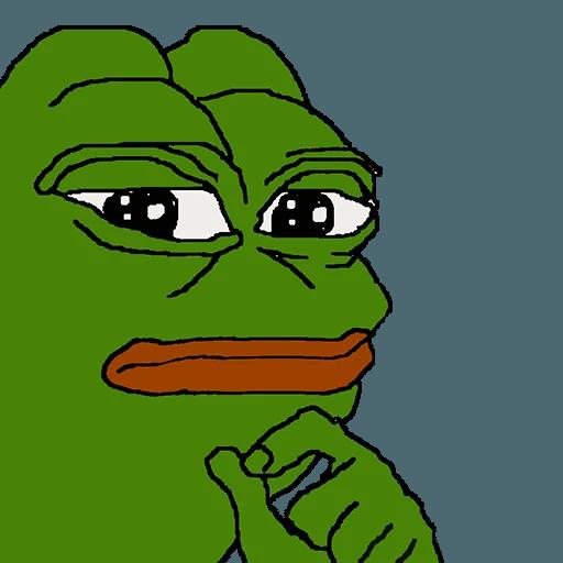 Pepefrog - Sticker 5