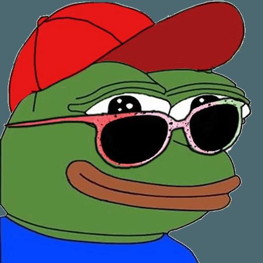 Pepefrog - Sticker 18