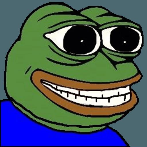 Pepefrog - Sticker 17