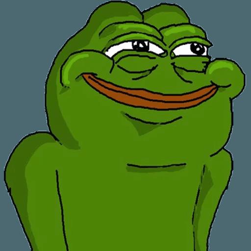 Pepefrog - Sticker 2