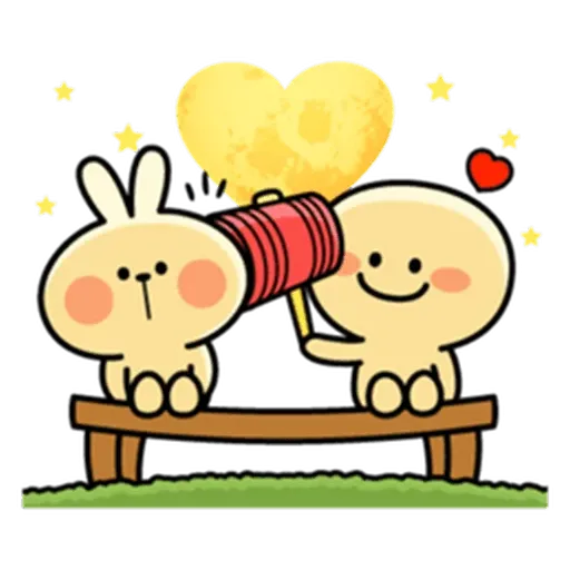 Spoiled rabbit from tg - Sticker 26