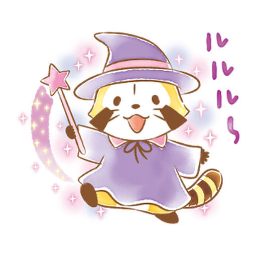 Rascal's Heartwarming Stickers #1 - Sticker 16
