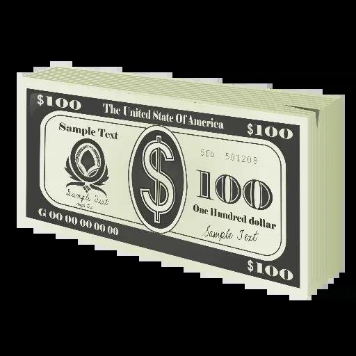 Money - Sticker 11