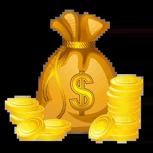 Money - Sticker 2