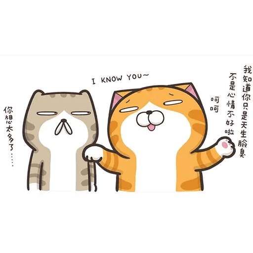 白爛貓5 - Sticker 3