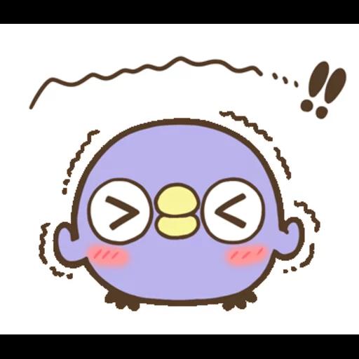 """懶得""""鳥""""你 (無骨雞用)(5) - Tray Sticker"""