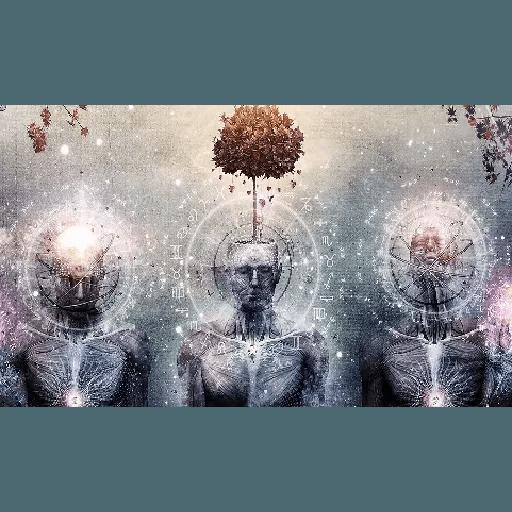 Expanding Brain - Sticker 16