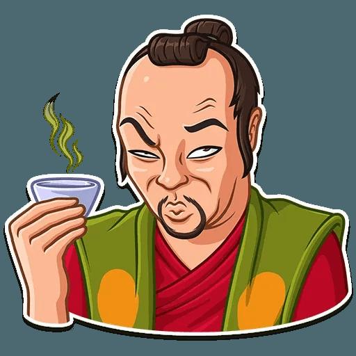 Samurai - Sticker 20