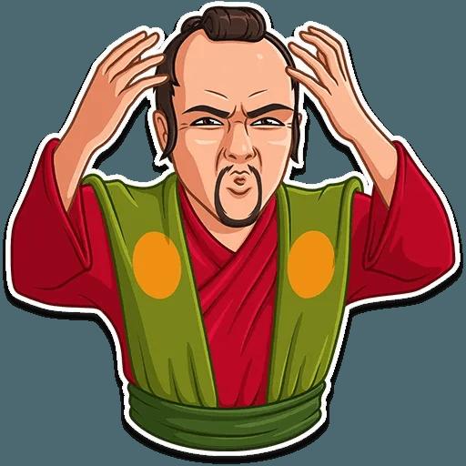 Samurai - Sticker 19