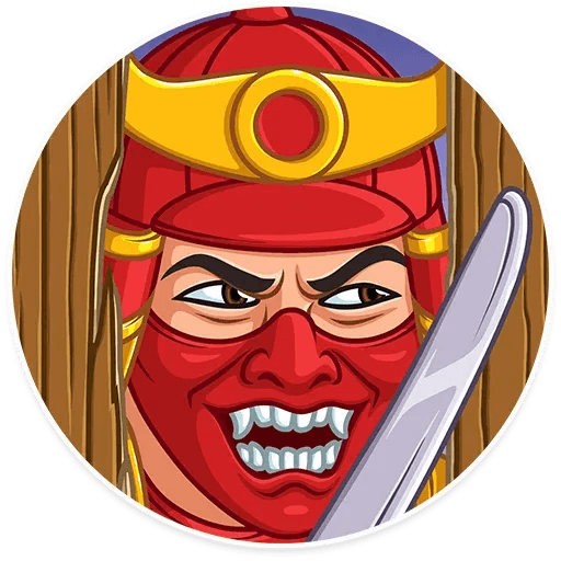 Samurai - Sticker 10