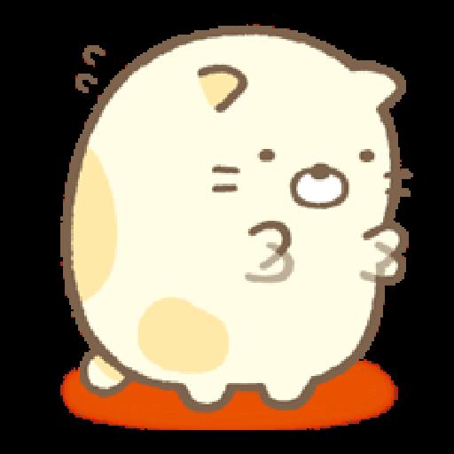 もっと!動くすみっコぐらし - Sticker 15