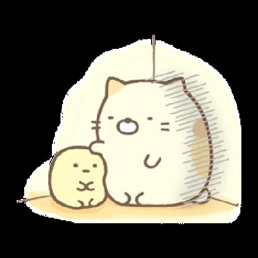 もっと!動くすみっコぐらし - Sticker 14