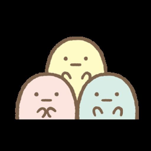 もっと!動くすみっコぐらし - Sticker 3