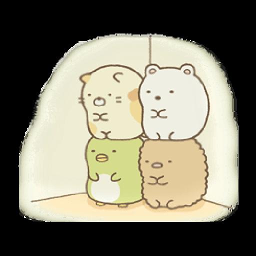 もっと!動くすみっコぐらし - Sticker 6