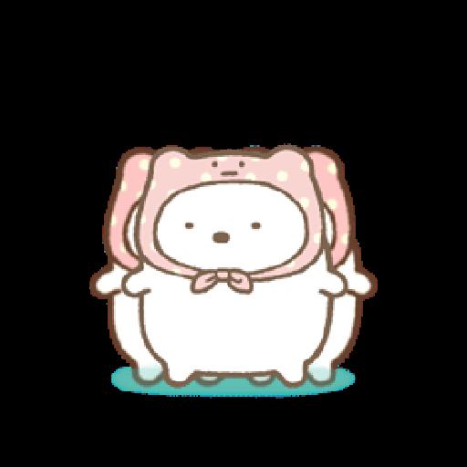 もっと!動くすみっコぐらし - Sticker 19