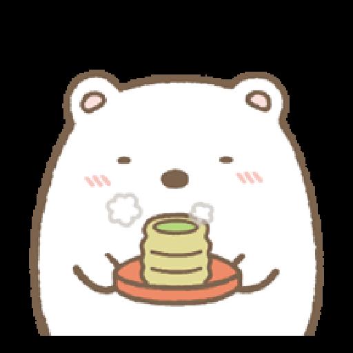 もっと!動くすみっコぐらし - Sticker 11