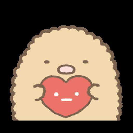 もっと!動くすみっコぐらし - Sticker 12