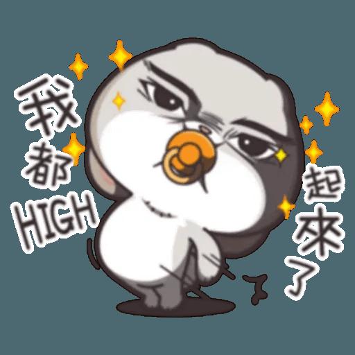 Cute Rabbit 2 - Sticker 2