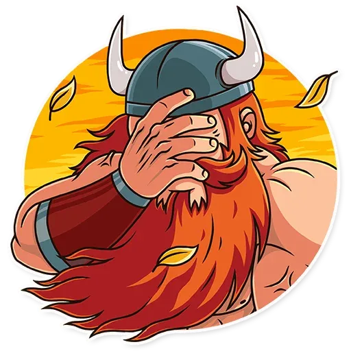 Viking - Sticker 7