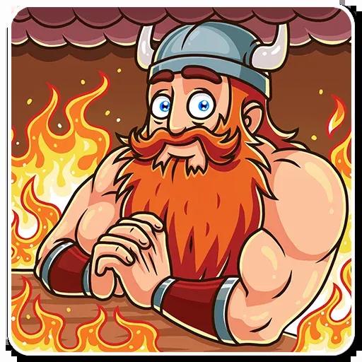 Viking - Sticker 10