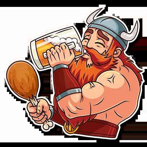 Viking - Sticker 6
