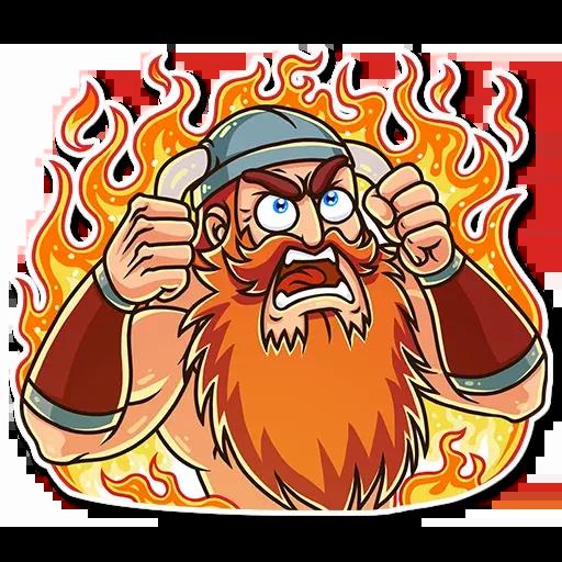 Viking - Sticker 11
