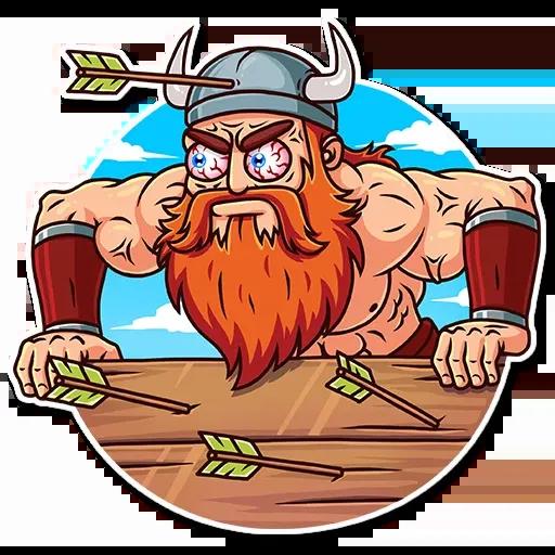 Viking - Sticker 4