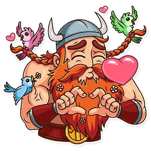 Viking - Sticker 2