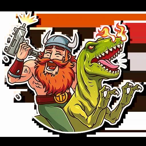 Viking - Sticker 15
