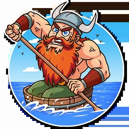 Viking - Sticker 17