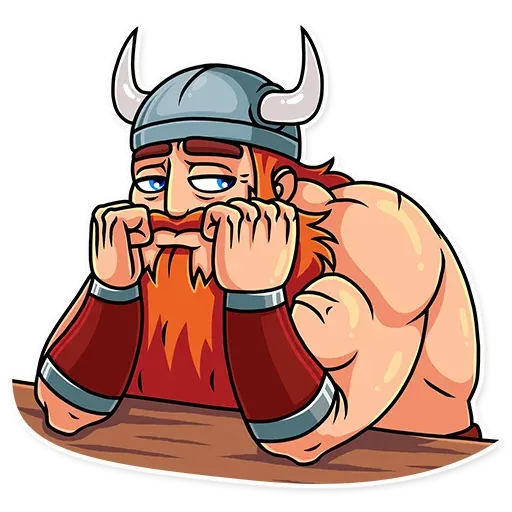 Viking - Sticker 9