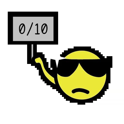 文字 - Sticker 10