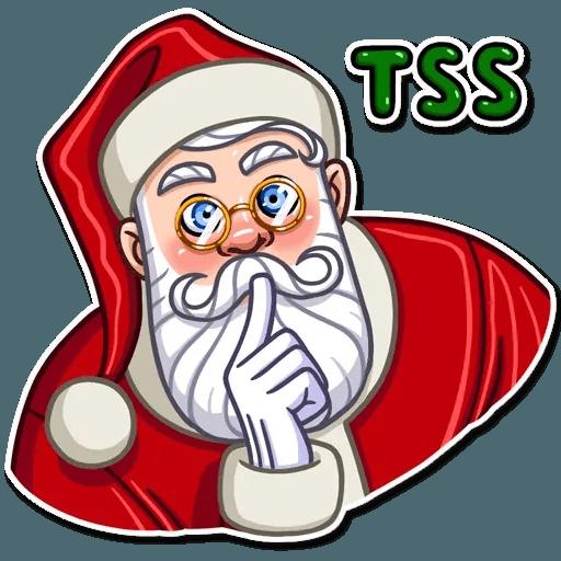 Santa Claus - Sticker 15