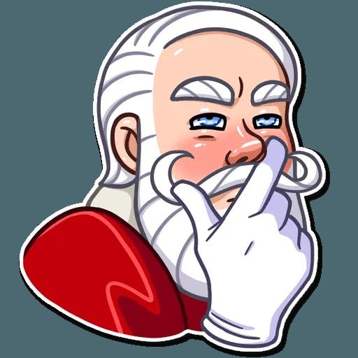 Santa Claus - Sticker 28