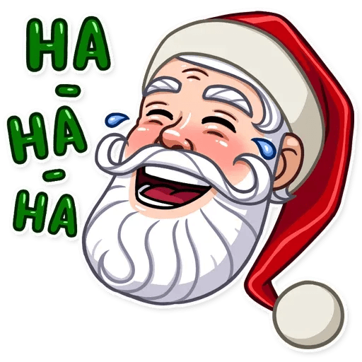 Santa Claus - Sticker 1