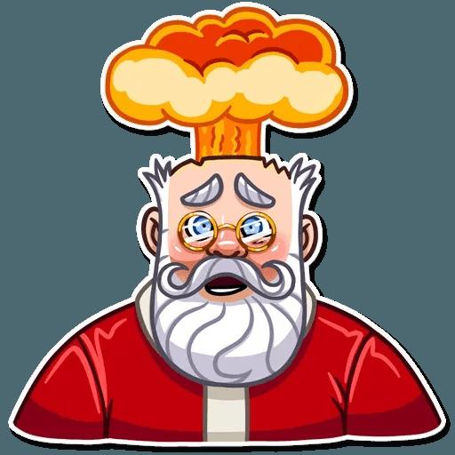Santa Claus - Sticker 27