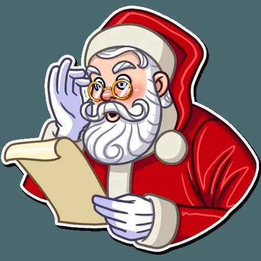 Santa Claus - Sticker 20