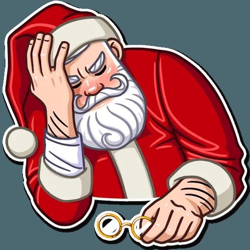 Santa Claus - Sticker 12