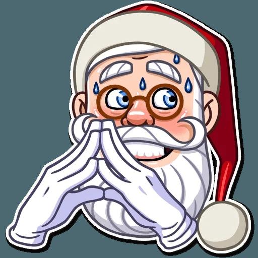 Santa Claus - Sticker 19