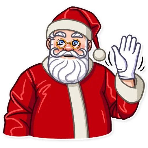 Santa Claus - Sticker 5