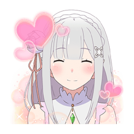 Emilia - Tray Sticker