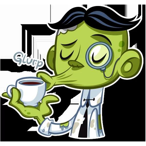 Zombie - Sticker 9