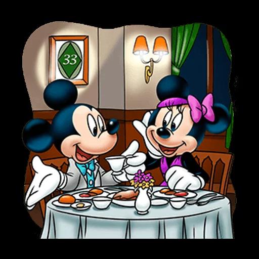 mickey_and_minnie_couple2 - Sticker 17
