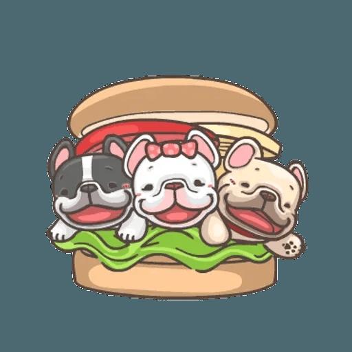 QQ dog - Sticker 29