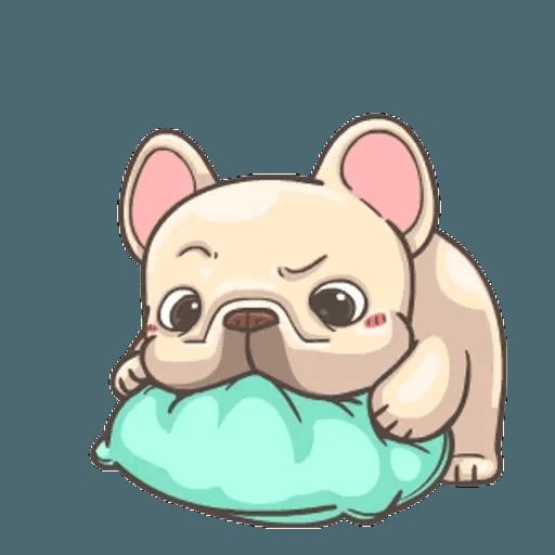 QQ dog - Sticker 28
