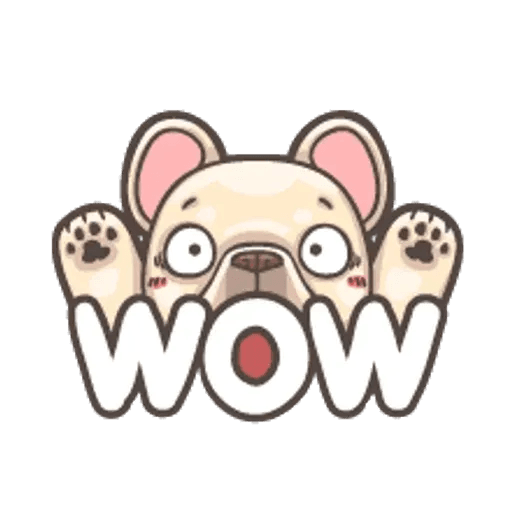 QQ dog - Sticker 5