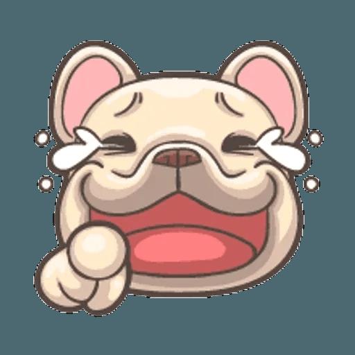 QQ dog - Sticker 15