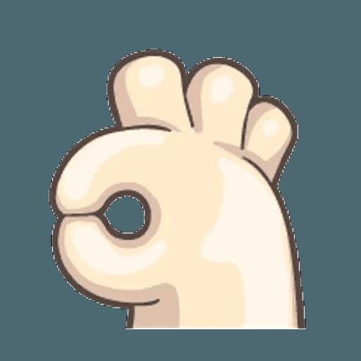 QQ dog - Sticker 6